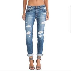 Joe's jeans vintage style slouched slim